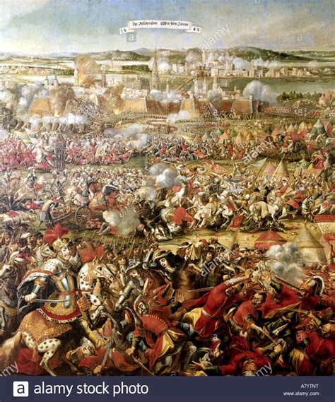 ottoman siege of vienna events great turkish war 1683 1699 battle of vienna 12