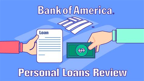 bank of america finance bank of america s personal loan options reviewed