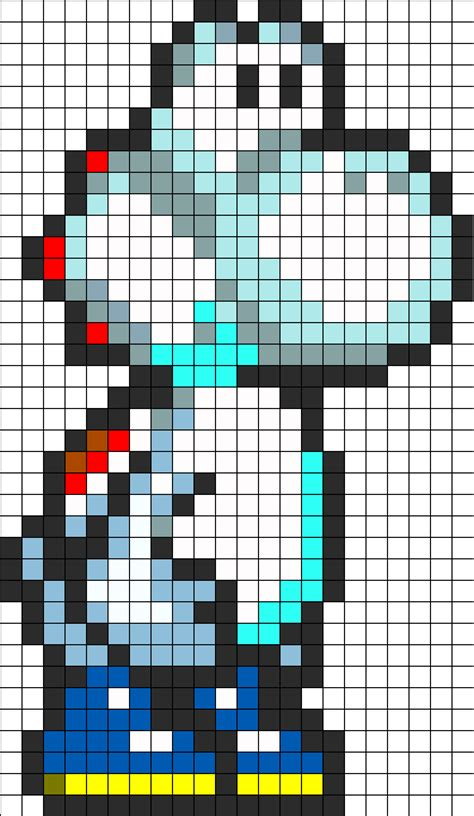 pixel character 6 yoshi by meowmixkitty on deviantart white yoshi ds by vickicutebunny on deviantart