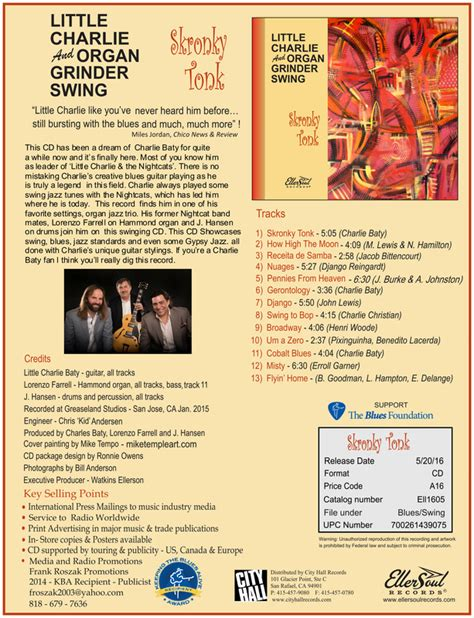organ grinder swing hot music news keys and chords