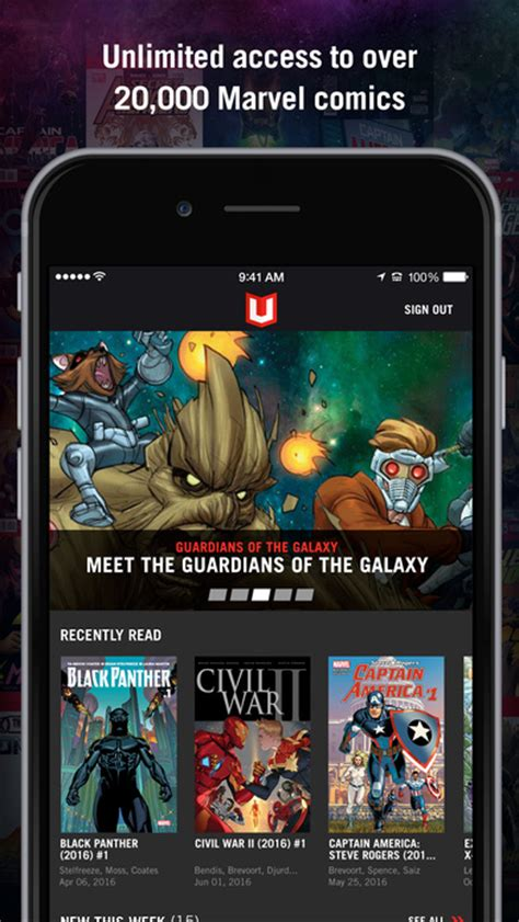 marvel unlimited apk marvel unlimited comics app android apk