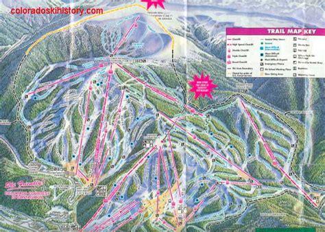 winter park colorado map history of the winter park resort