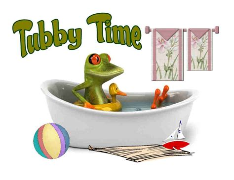 frog in bathtub custom made t shirt tubby time frog bathtub duck ring cute