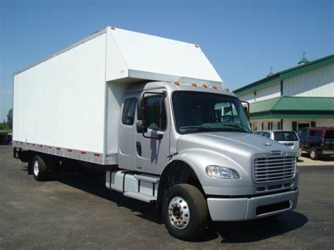 Sleeper Box Truck by Truck With Sleeper Box Free Engine