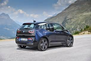 Bmw I 3 2018 Bmw I3s Adds A Sporty Model To The I3 Lineup The