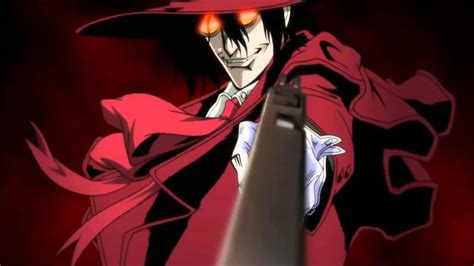 hellsing ultimate hellsing ultimate alucard level 2 www pixshark