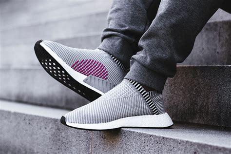 Sepatu Olahraga Sepatu Adidas Nmd Cs2 City Sock 1 adidas nmd cs2 on look hypebeast