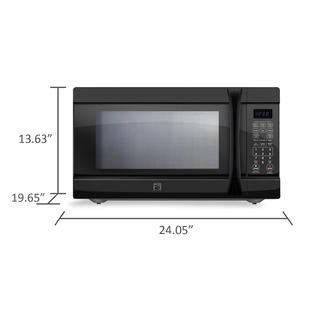 Kenmore Elite Countertop Microwave by Kenmore Elite Countertop Microwave 2 2 Cu Ft 74229 Sears
