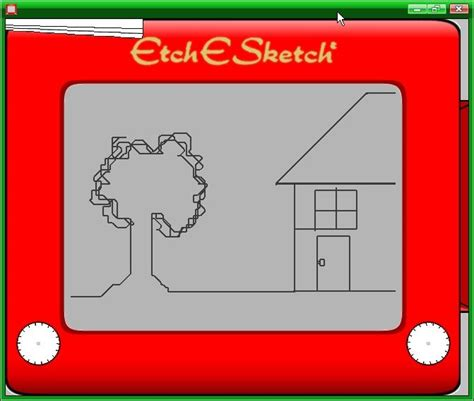 Etch A Sketches by Question Of The Day Etch A Sketch A New Start Wfuv