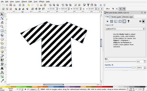 inkscape tutorial pattern creating patterns in inkscape web mobile first user