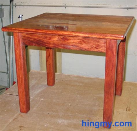 how to build a simple sturdy side table diy tips from