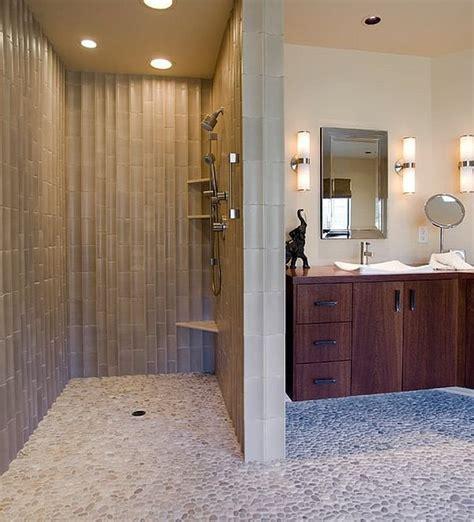 doorless shower pics