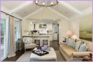 10 best open concept kitchen family room design ideas