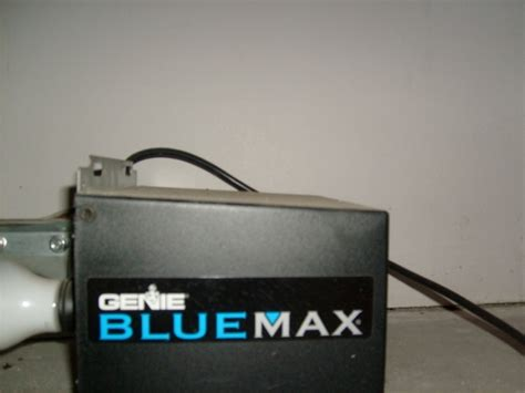 Genie Blue Max Garage Door Opener Garage Door Opener Rainbow Classifieds