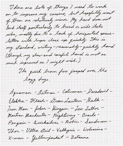Letter Handwriting handwriting cursive alphabet writing