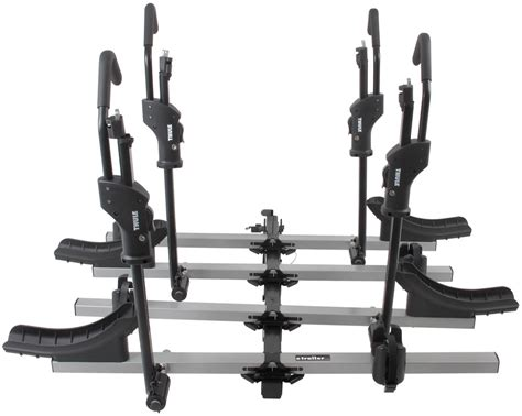 Thule Platform Bike Rack by Thule T2 Platform Style 4 Bike Rack For 2 Quot Hitches