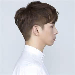 kpop hair cuts two block haircut