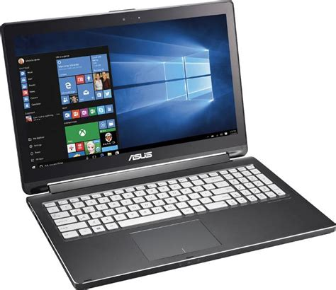Laptop Asus Touchscreen Nvidia asus q551ln bbi7t09 2 in 1 laptop 15 6 quot intel i7 nvidia 940m windows laptop tablet specs