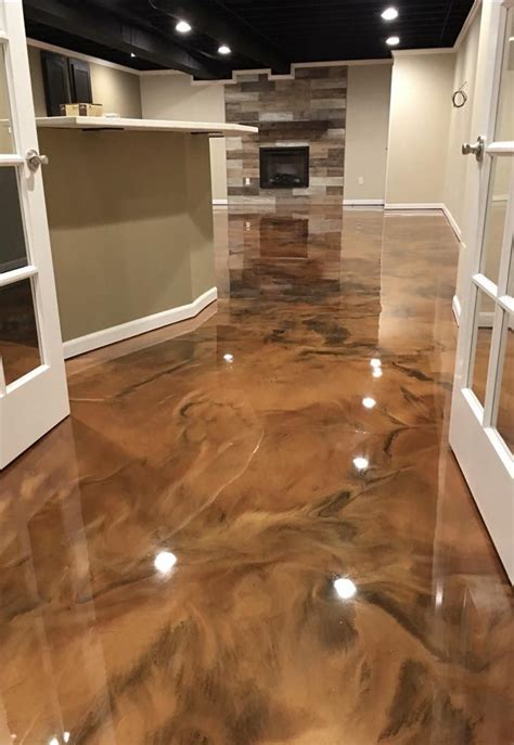allstate epoxy floors epoxy floor metallic epoxy floor