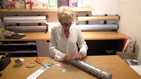 How To Check What S On A Gift Card - watch how to christmas wrap a bottle of wine with john lewis store gift wrapper s