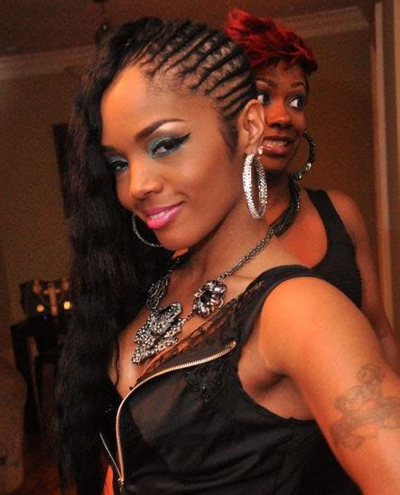 stuffed twist hair styles twisted to the side hairstyle with braided flat twist to the side