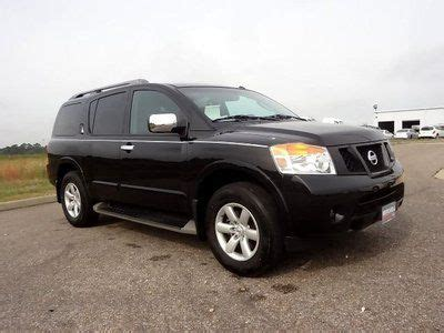 how cars run 2005 nissan armada navigation system find used platinum suv 5 6l nav cd 4x4 entertainment system auxiliary audio input a c abs in