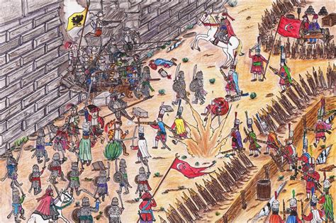 ottoman siege of vienna siege of vienna 1529 by josgui on deviantart