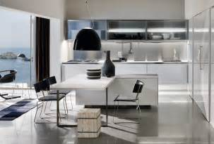 Italian Kitchen Design Modern Italian Kitchen Design From Arclinea