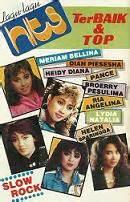album best of the best ikke nurjanah merpati putih tembang kenangan lagui terlaris