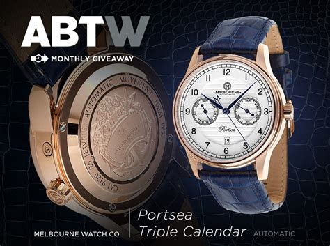 Watch Giveaways - watch giveaway melbourne watch company portsea automatic ablogtowatch