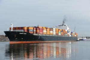 schip vermont vermont trader container ship details and current