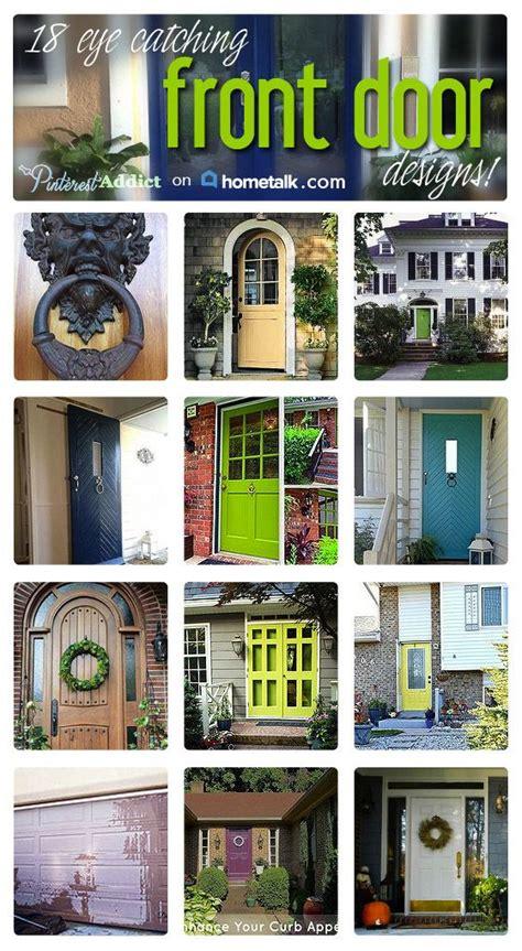 Grand Front Door Makeover Ideas Diy Ideas Pinterest Front Door Makeover Ideas