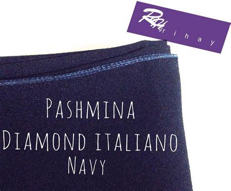 tutorial pashmina diamond italiano jual kerudung murah pashmina diamond italiano