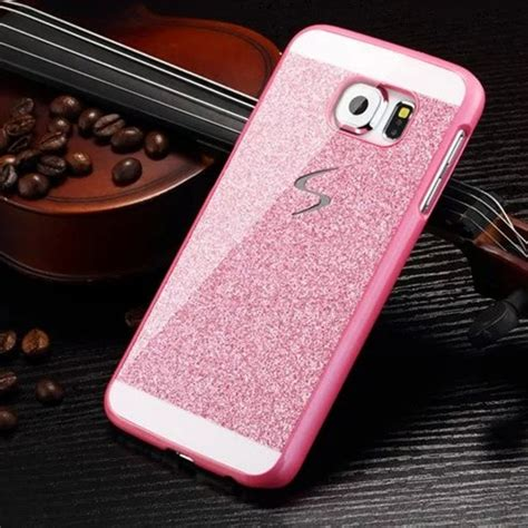 Samsung S6 Edge Plus Hardcase Samsung S6 Edge flash plastic cover bling capa fundas for samsung galaxy s6 s6 edge