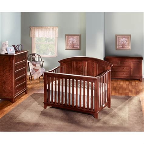 Westwood Design Jonesport Convertible Crib Westwood Design 3 Nursery Set Jonesport Convertible Crib Dressing Combo And 5 Drawer