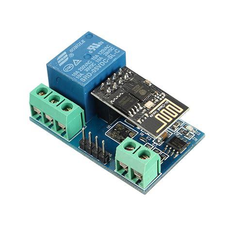 Esp8266 5v Wifi Relay Module Diy Iot Remote Smart Home geekcreit 174 esp8266 5v wifi relay module of things smart home phone app remote