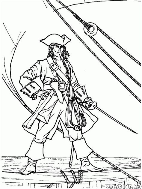 pirate boy coloring page coloring page pirate and boarding