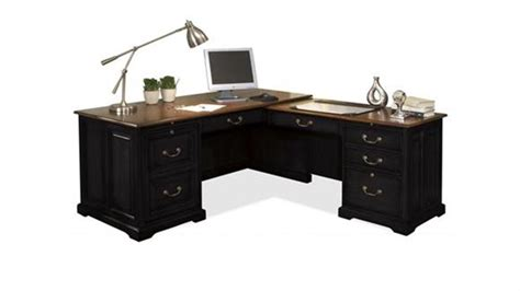 Riverside Bridgeport L Shaped Computer Desk by Office Furniture 1 800 460 0858 Trusted 30 Years