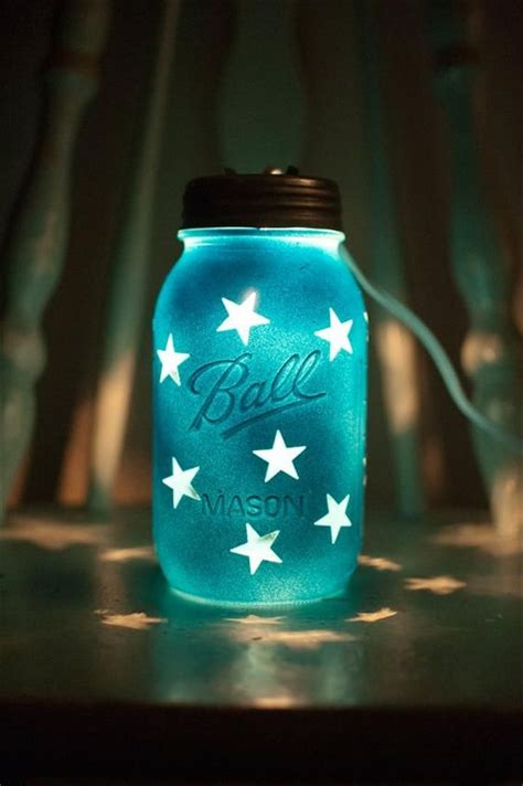1415 Best Diy Glass Plastic Tin Can Crafts Images On Do It Yourself Lights