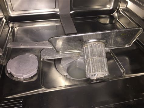 How To Unblock A Dishwasher How To Unblock A Bosch Dishwasher Pump Step By Step Video