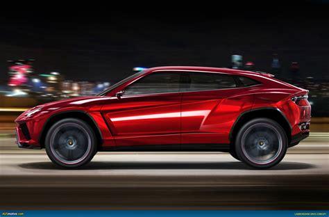 AUSmotive.com » Lamborghini Urus SUV concept revealed