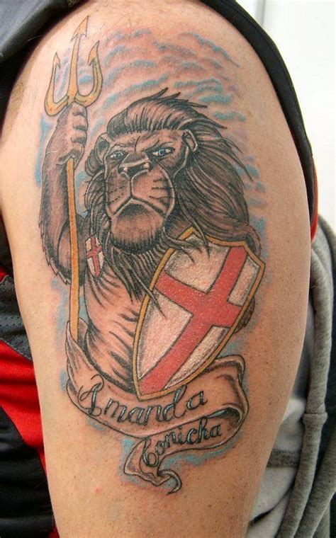 british lion tattoo designs image detail for flag designs submited