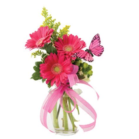 pretty flower in a vase vases sale