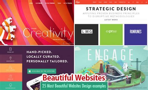 the most beautiful websites 50 most beautiful websites design inspiration for you on