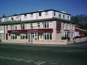 lancaster house central hotel blackpool 270 274 central drive lancaster house