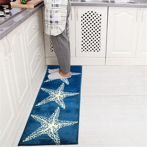 Blue Kitchen Rugs by Popular Blue Kitchen Rugs Buy Cheap Blue Kitchen Rugs Lots