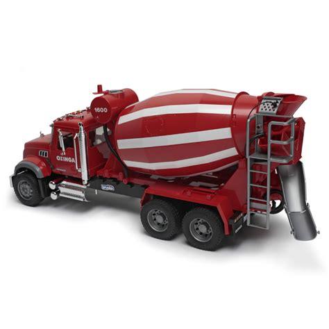 trucks toys concrete mixer truck ozinga store