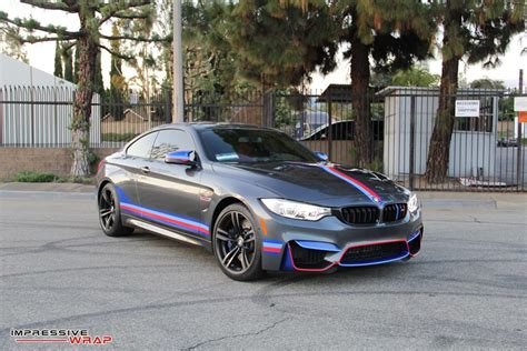 bmw m stripes bmw m4 with m stripes is for bimmer devotees