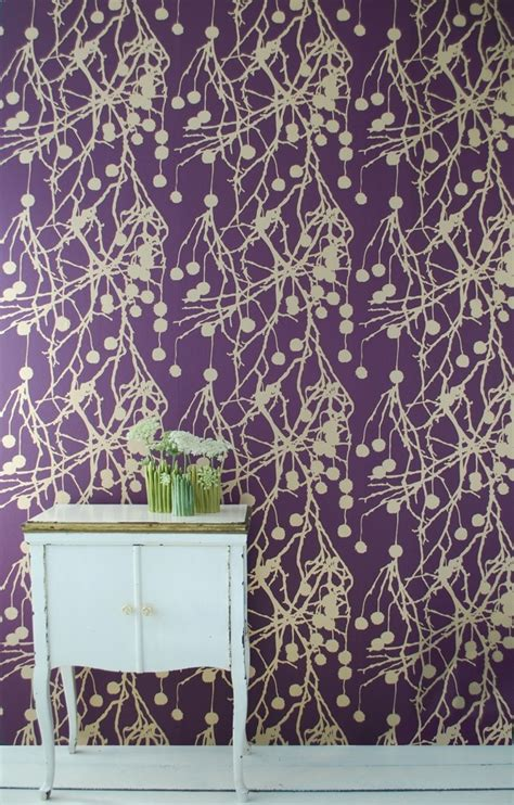 bedroom purple wallpaper 19 best images about purple gold bedroom on pinterest brown wallpaper watercolour