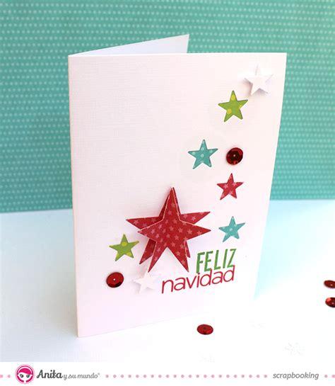 imagenes tarjetas originales 4 ideas de tarjetas de navidad originales anita y su